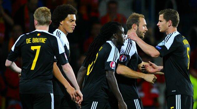 Andorra - Belgia 1-4