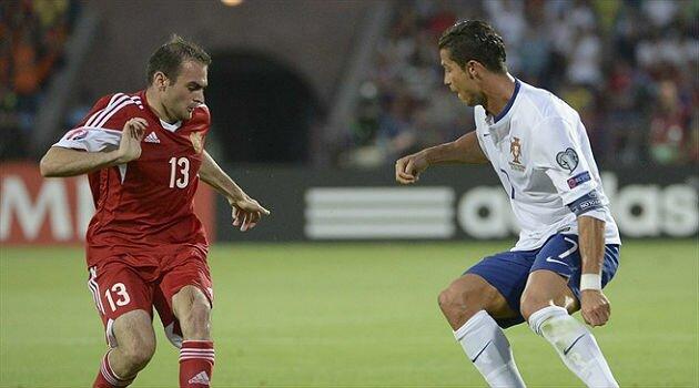 Portugalia a câştigat cu 3-2 în Armenia în preliminariile EURO 2016