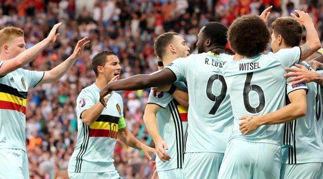 Ungaria - Belgia 0-4
