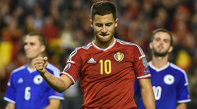 Belgia a câştigat meciul cu Bosnia