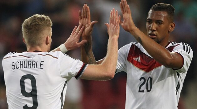 Jerome Boateng, Germania