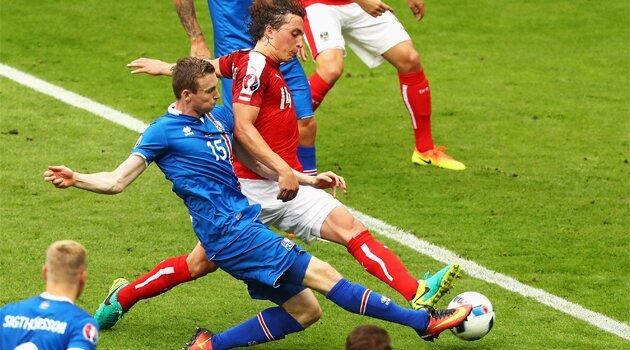 Islanda - Austria 2-1
