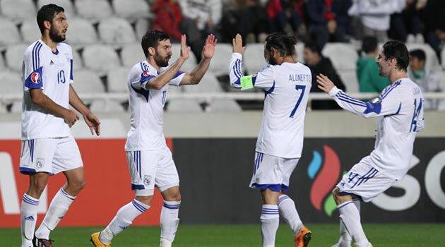 Cipru - Andorra, preliminarii EURO 2016