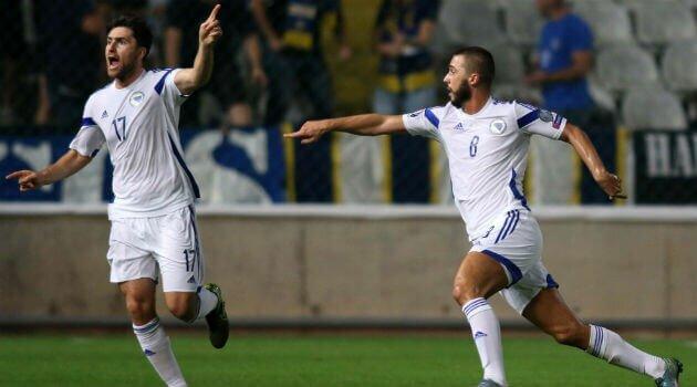 Bosnia merge la barajul pentru EURO 2016