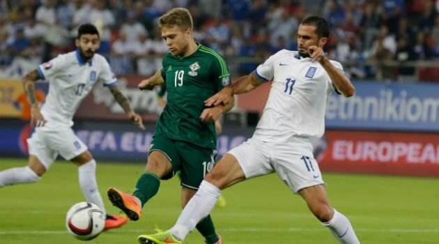Grecia-Irlanda de Nord, preliminarii Euro 2016