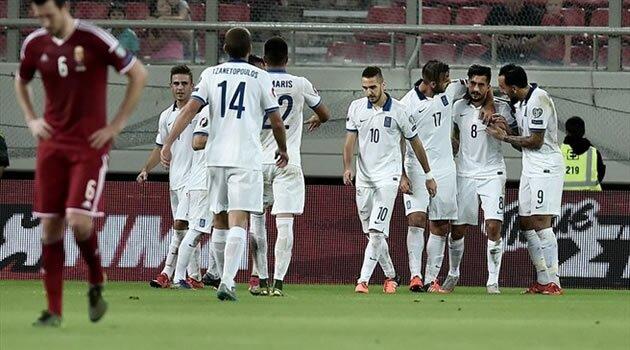 Grecia Ungaria EURO 2016