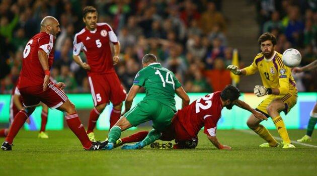 Irlanda - Georgia 1-0