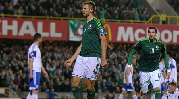 Irlanda de Nord-Insulele Feroe, preliminarii Euro 2016