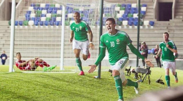 Irlanda de Nord Ungaria preliminarii EURO 2016