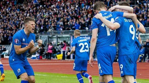 Islanda - Cehia 2-1