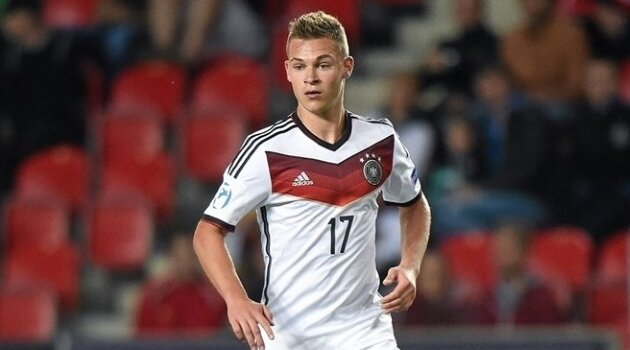Joshua Kimmich, Germania
