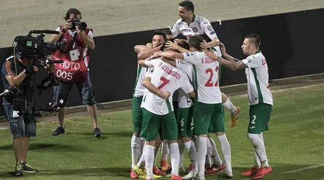 Malta - Bulgaria 0-1