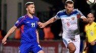 Rusia a câştigat în Moldova, scor 2-1