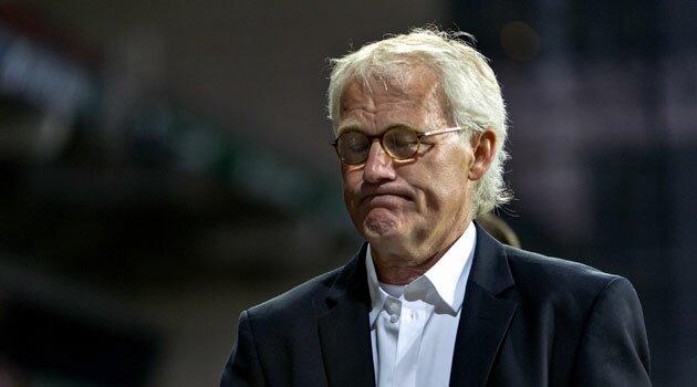 Morten Olsen, selecţionerul Danemarcei