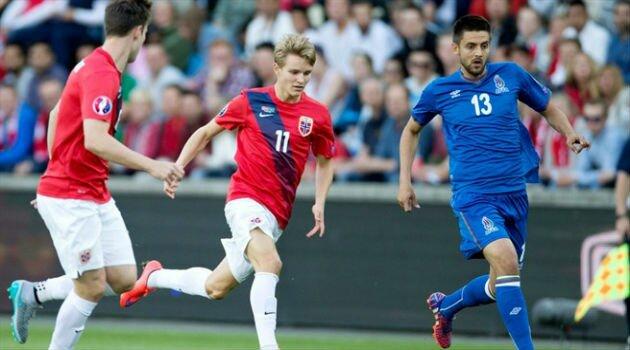 Norvegia - Azerbaidjan 0-0
