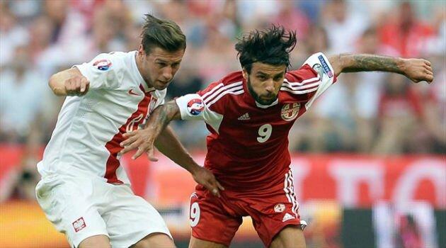 Polonia - Georgia 4-0 în preliminariile EURO 2016
