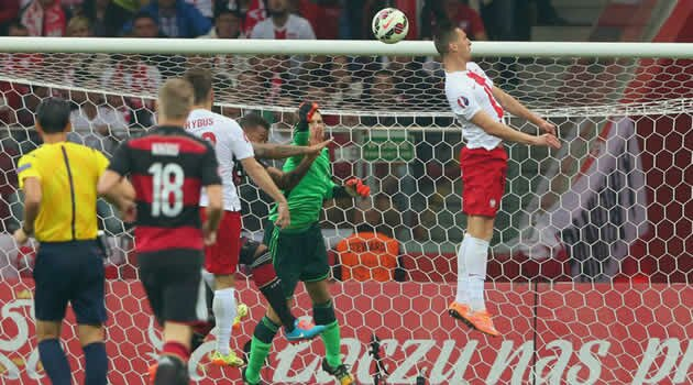 Polonia-Germania, preliminarii Euro 2016