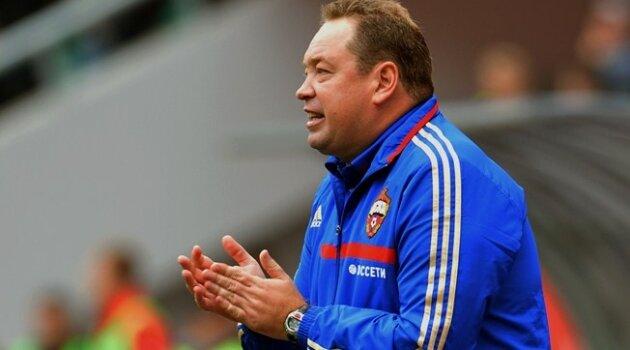 Leonid Slutsky, selecţionerul Rusiei