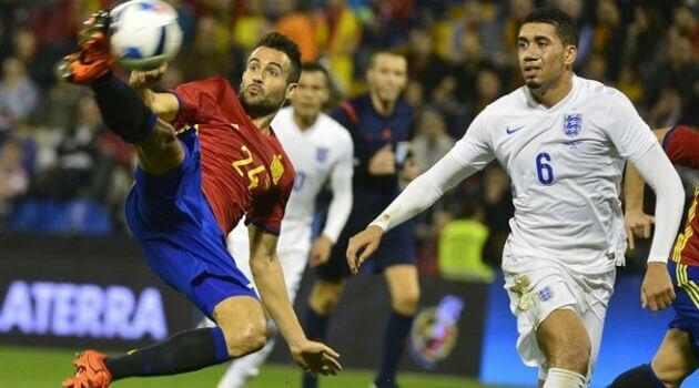 Spania - Anglia 2-0 într-un meci amical disputat la Alicante