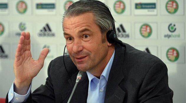 Bernd Storck, antrenor Ungaria