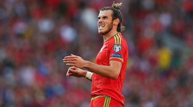 Gareth Bale nu a reuşit să străpungă defensiva israeliană
