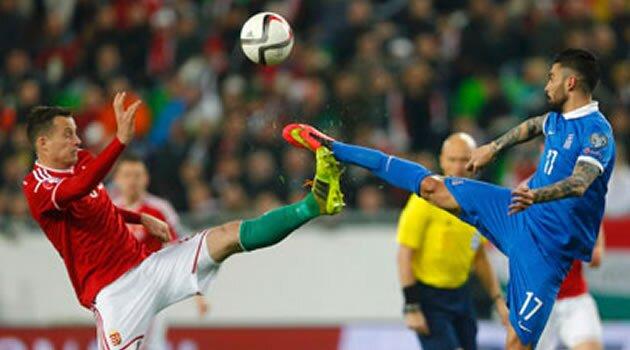 Ungaria-Grecia 0-0, preliminarii EURO 2016