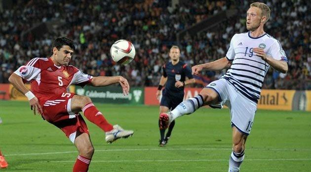Armenia şi Danemarca au terminat indecis, 0-0