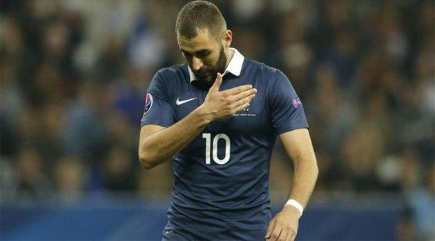 Karim Benzema, Franţa