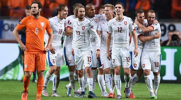 Olanda - Cehia 2-3