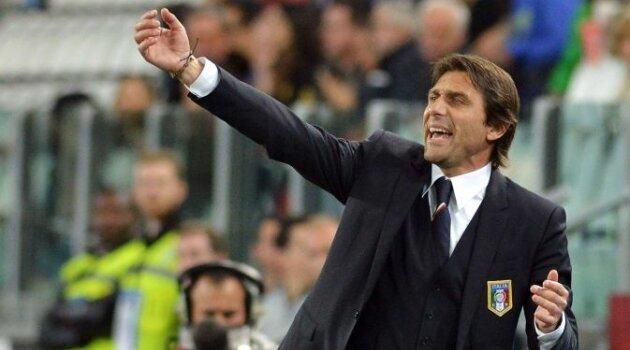 Antonio Conte, selecţionerul Italiei