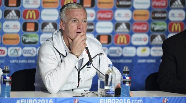 Didier Deschamps, selecţionerul Franţei
