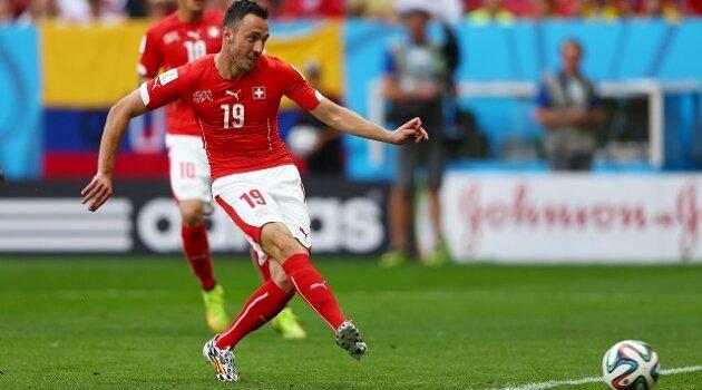 Josip Drmic, Elveţia