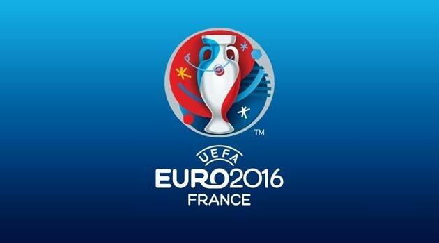 Logo-ul Campionatului European de Fotbal 2016