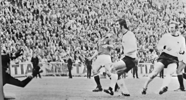 Gerd Müller a reuşit o dublă în finala Euro 1972