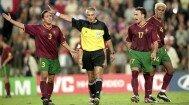Franţa a câştigat dramatic semifinala EURO 2000 cu Portugalia