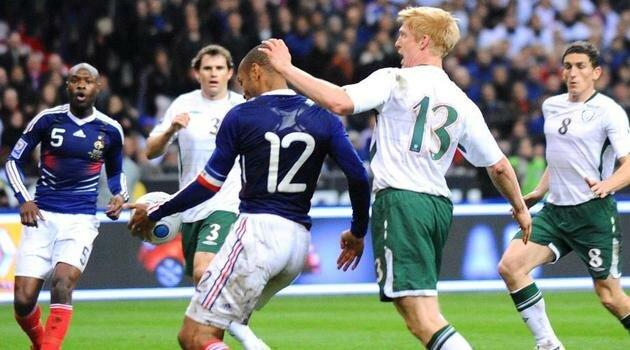 Franţa - Irlanda, în optimile de finală EURO 2016
