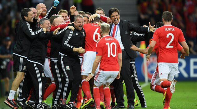 Ţara Galilor - Belgia 3-1