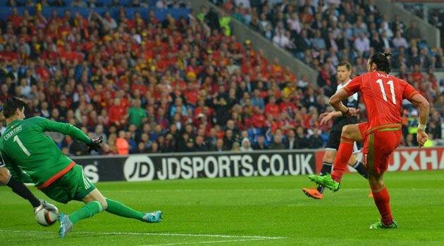 Gareth Bale, Ţara Galilor