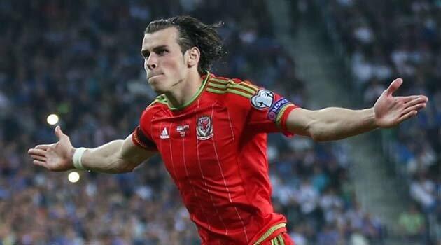 Gareth Bale, dublă şi pasă de gol în Israel - Ţara Galilor 0-3