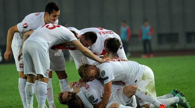 Polonia s-a impus categoric în Georgia, scor 4-0