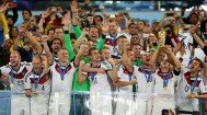 Germania, campioana mondială din 2014
