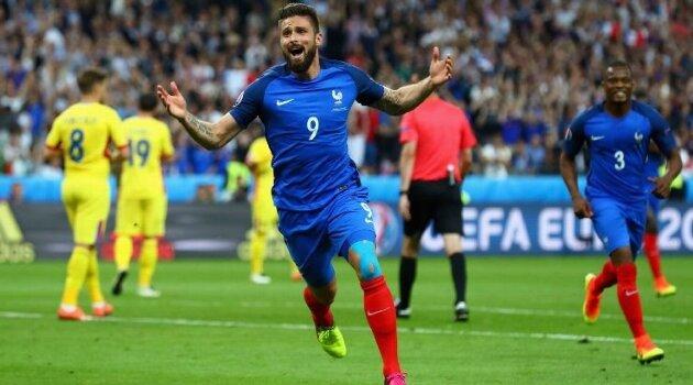 Olivier Giroud, Franţa