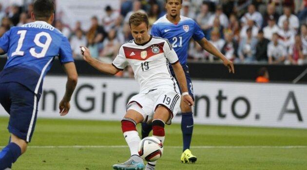 Mario Götze, Germania