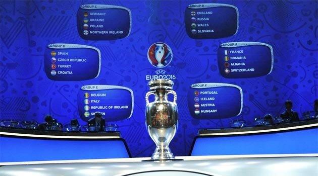 Grupe EURO 2016