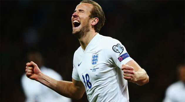 Harry Kane a debutat cu gol la naţionala Angliei