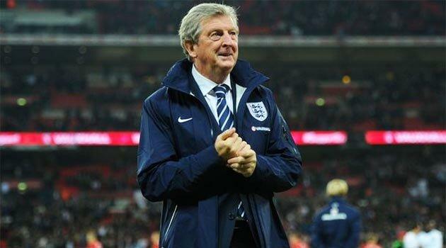 Roy Hodgson , selecţionerul Angliei