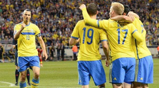Suedia - Muntenegru 3-1