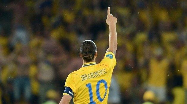 Zlatan Ibrahimovic, Suedia