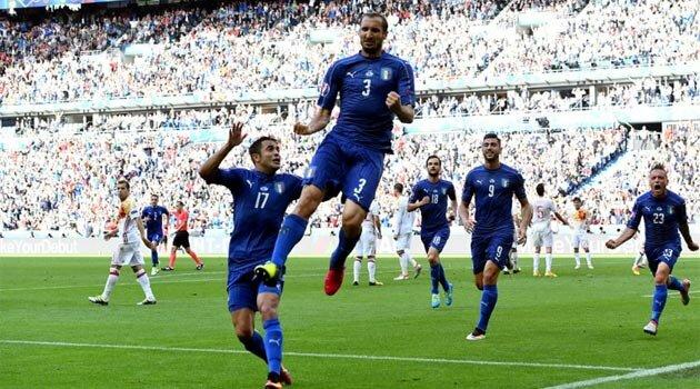 Italia a eliminat Spania în optimile EURO 2016