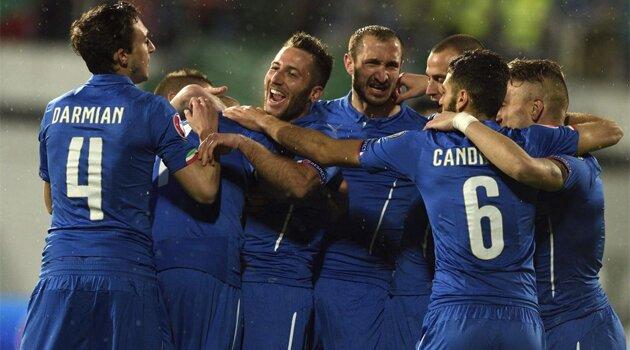 Bulgaria - Italia 2-2